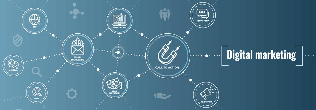 Digital markedsføring af din servicevirksomhed