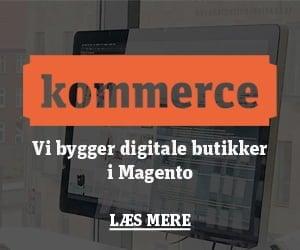 Nyheder fra servicebranchen - Magento shop kommerce Webshop Pressemeddelelse
