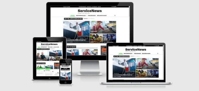 Servicebranchens seneste nyheder - ServiceNews