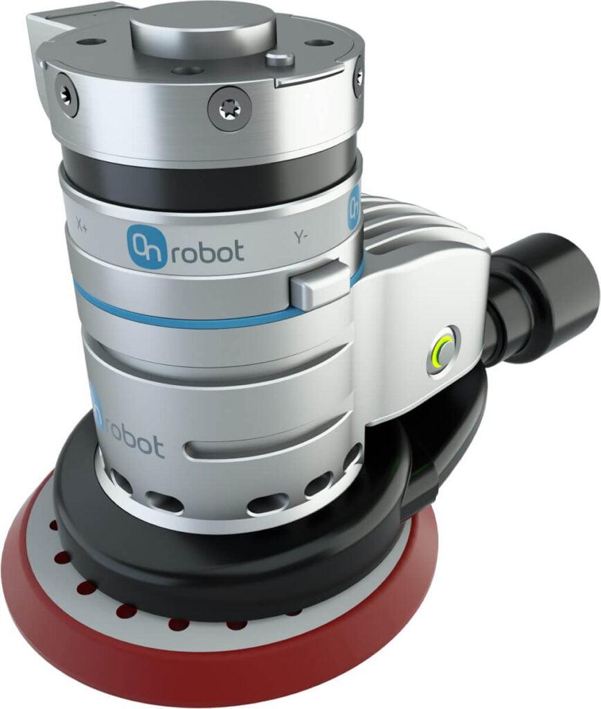 OnRobot lancerer brugsklart robotslibeværktøj til omkostningseffektiv efterbehandling