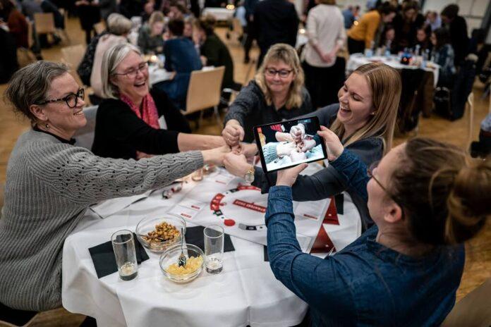 Sparekassen Kronjylland er blevet kåret til bedste arbejdsplads i Europa