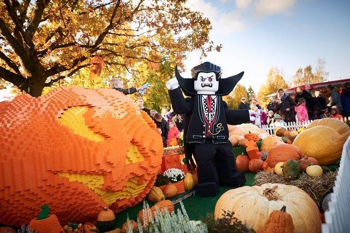 Sikker og (u)hyggelig Halloween i LEGOLAND - Nyheder fra servicebranchen - ServiceNews