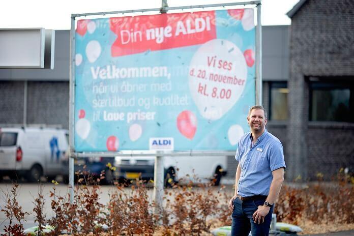 Aldi åbner butik nummer 2 i Viborg - Nyheder fra servicebranchen - ServiceNews