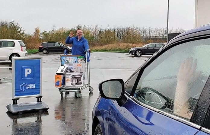 Drive-in booster omsætningen – 500.000 ordrer bestilt som Køb & Hent - Nyheder fra servicebranchen - ServiceNews