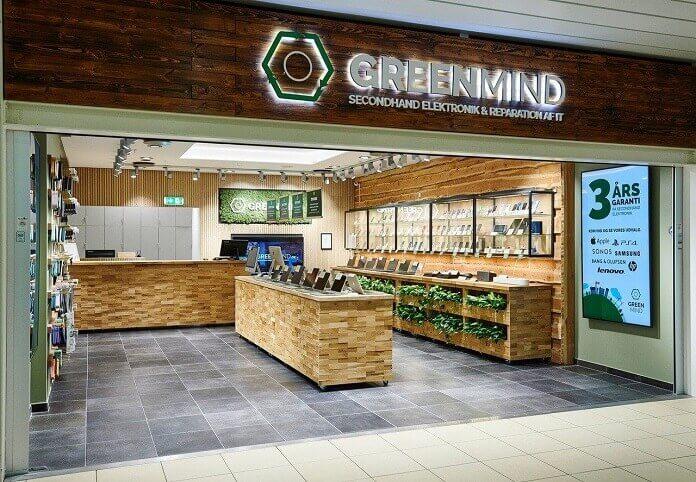 Greenmind indtager Vestegnen med ny afdeling i Rødovre Centrum - Nyheder fra servicebranchen - ServiceNews