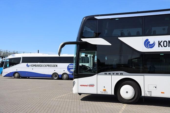 Kombardo Expressen sparer nu op til 90 procent CO2-udledning med HVO-biodiesel - Nyheder fra servicebranchen - ServiceNews
