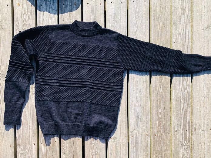 LYNAES strikker og syr soemandssweater i Danmark - Nyheder fra servicebranchen - ServiceNews