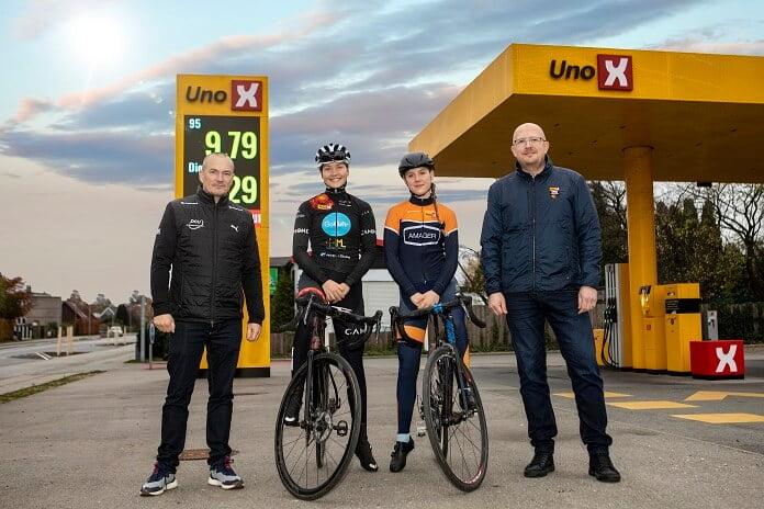 Uno-X og DCU vil bane vejen for mere succes til dansk cykelsport med ny aftale - Nyheder fra servicebranchen - ServiceNews