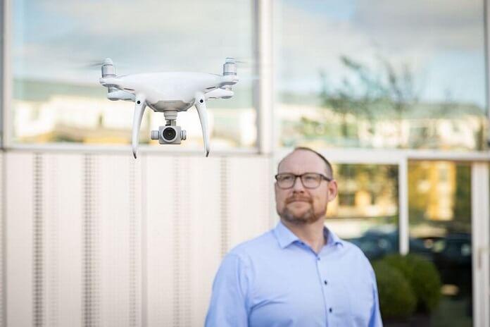 Droner får fast plads i servicevognen - Nyheder fra servicebranchen - ServiceNews