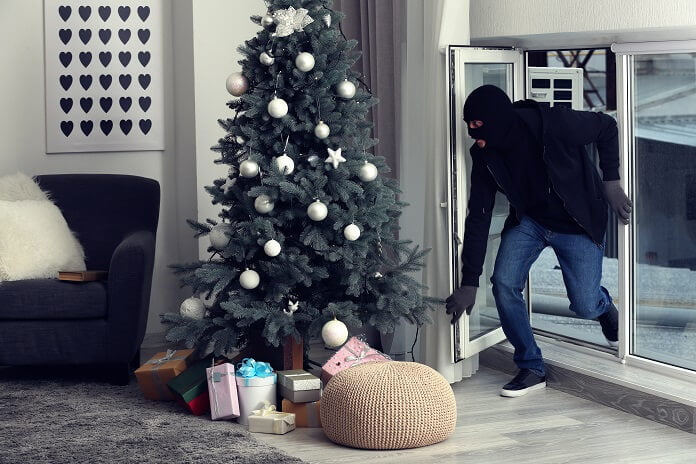 Fem tricks til at holde indbrudstyven væk juleaften - Nyheder fra servicebranchen - ServiceNews