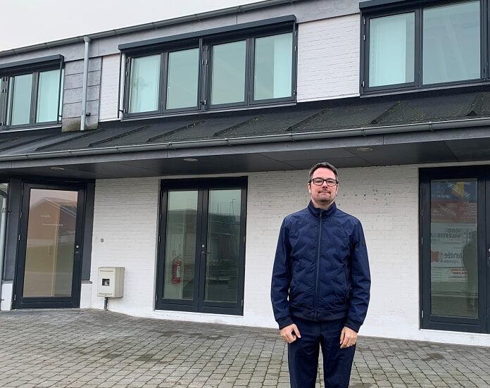 Andelskassen i Hobro vækster og flytter i nye lokaler - Nyheder fra servicebranchen - ServiceNews