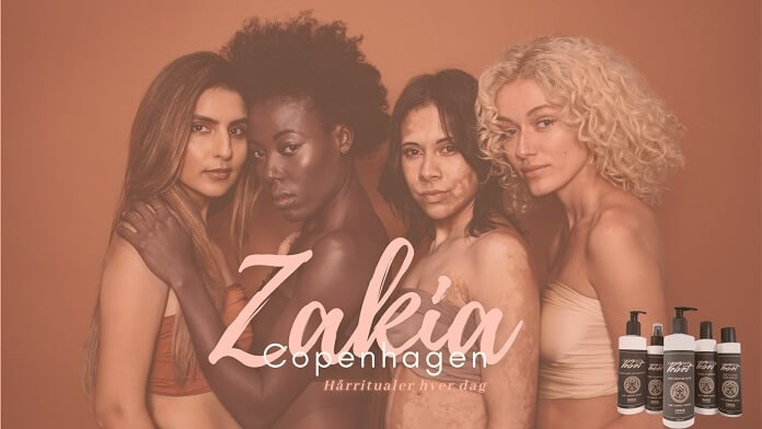 Ny dansk virksomhed Zakia Copenhagen fremstiller luksuriøs, effektiv og bæredygtig hårplejes med økologiske og naturlige ingredienser - Nyheder fra servicebranchen - ServiceNews